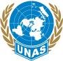 UNAS Logo