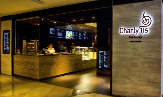 CharlyT Katong - Entrance
